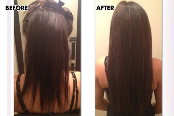 Predlžovanie vlasov    Evelyn style Žilina 396cba32af3